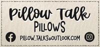 Pillow Talk Pillows